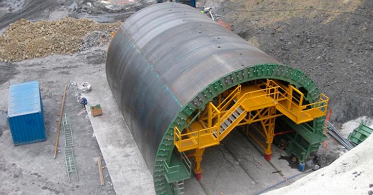prometal-encofrado-tunel-colombia-3d